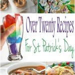 Over 20 Fun St. Patrick's Day Recipes!
