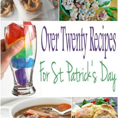 St. Patrick Day Recipes