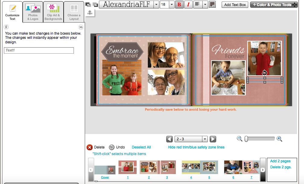 best photo book site to take your photos from desktop to photo book