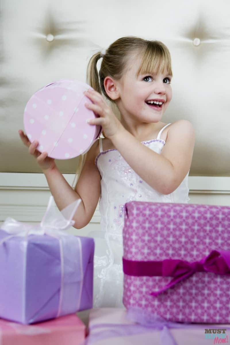 Learning to Receive Tips for Teaching Kids About Accepting Gifts Graciously
