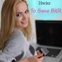 12 Top Online Shopping Hacks To Save You Money!