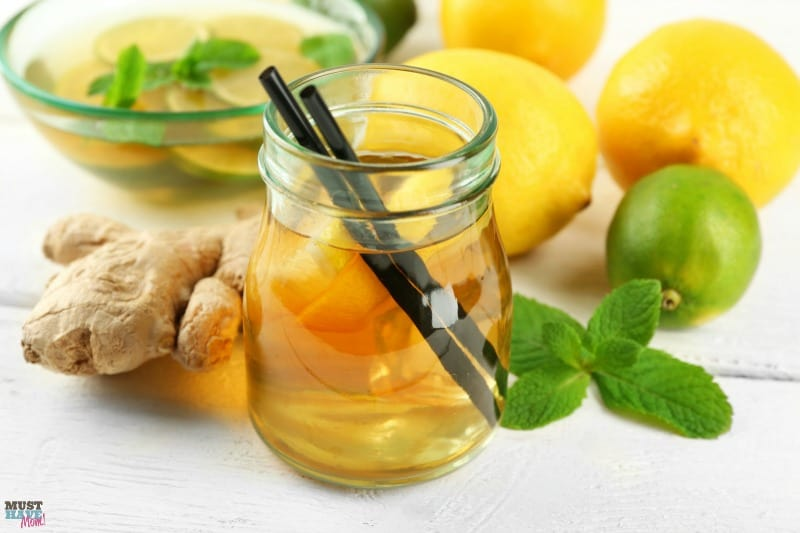 Ginger Tea Recipe For Nausea