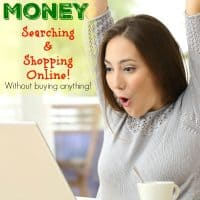 How To Earn FREE MONEY And Save When Searching & Shopping Online (No Purchase Necessary!)