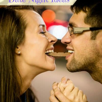25 Out Of The Box Date Night Ideas!