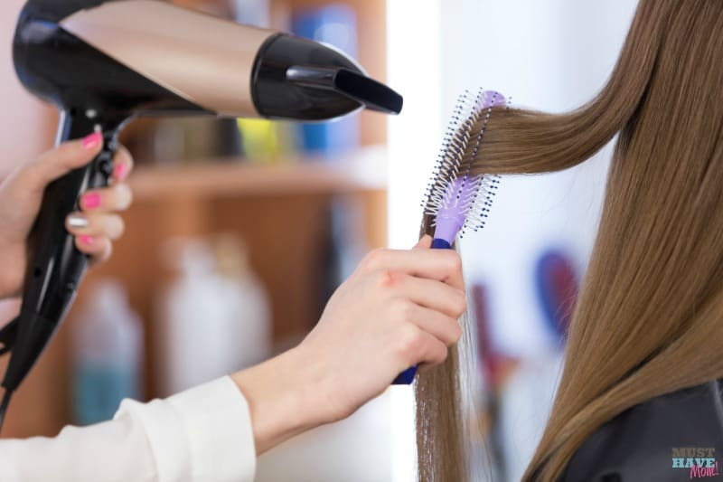 How to repair damaged hair from sun and chlorine