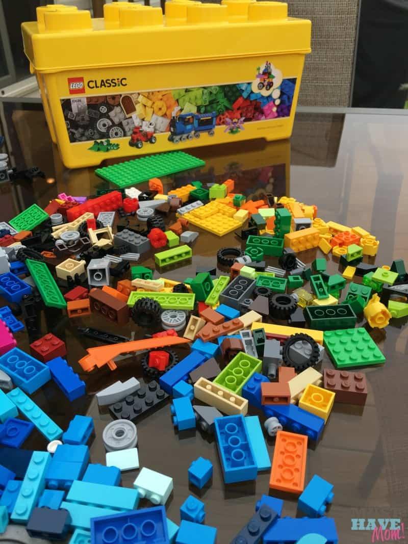 Lego building set free building