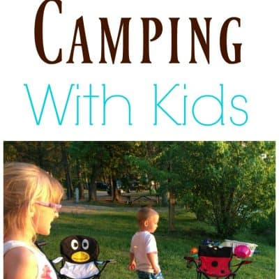 10 Must Haves For Travel Trailer Camping With Kids