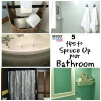 5 Ways to Update Your Bathroom without Breaking the Bank