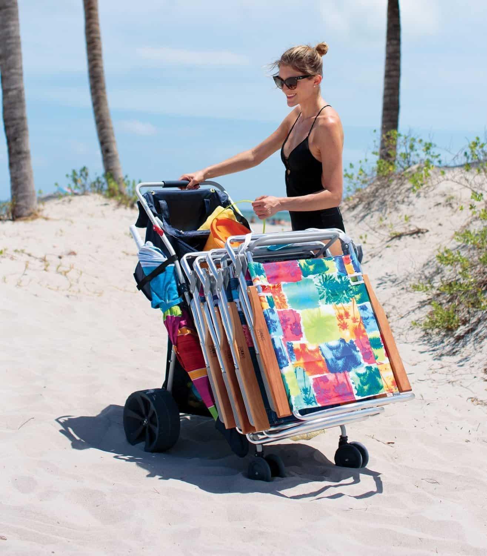 Win a Wonder Wheeler beach cart to haul all of your beach supplies in one trip!