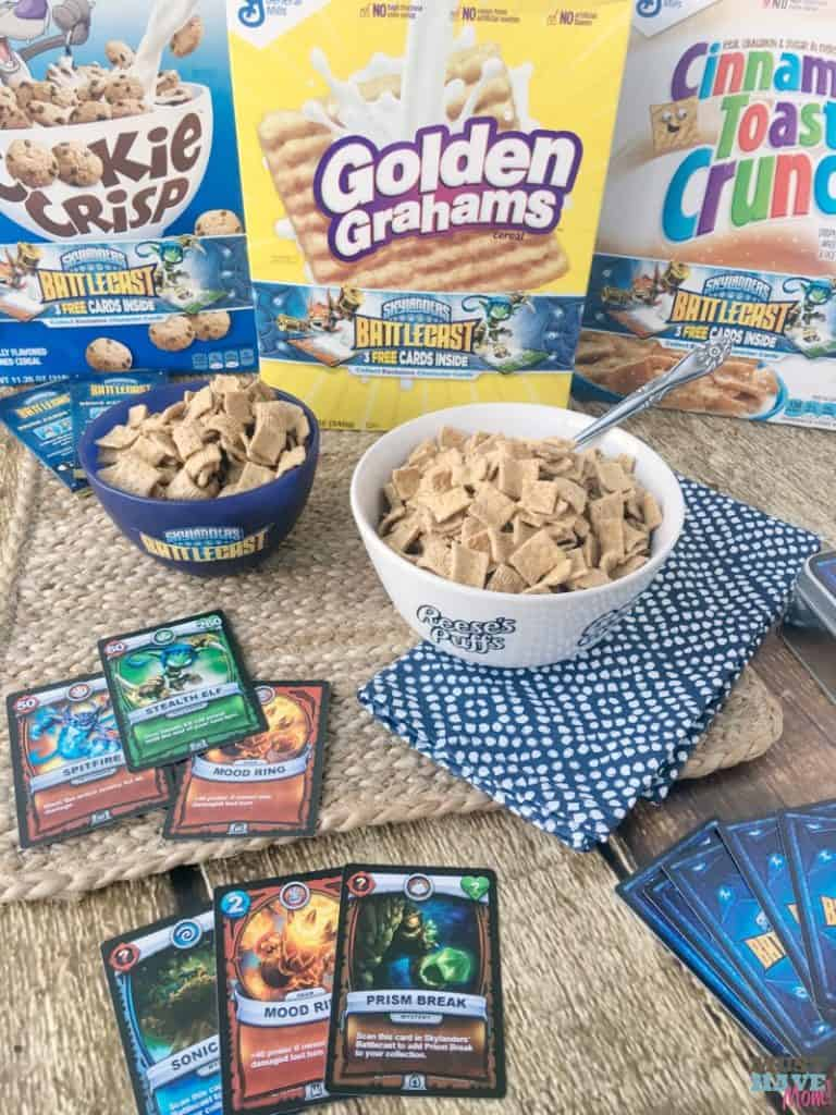 How to have the ultimate skylanders breakfast with your kids! Decorate your own skylanders cards and play sklyanders together. I'll show you how! Fun kids breakfast idea and bonding time.