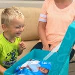 What Happens When Pampers Sends My Toddler A Surprise Box? Watch & See!