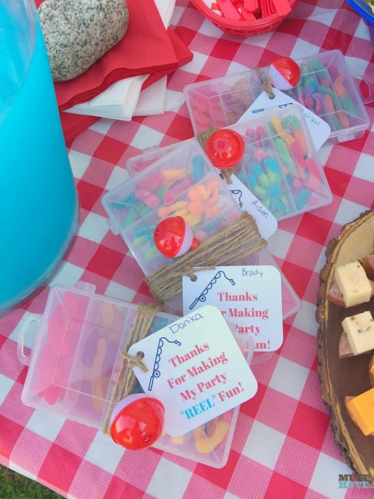 Camping Themed Birthday Party Ideas Camping Party Food