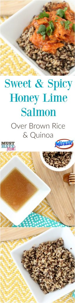 sweet-and-spicy-honey-lime-salmon-over-brown-rice-and-quinoa-in-under-2-minutes