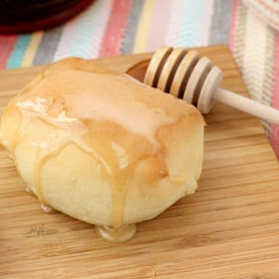 Copycat Texas Roadhouse Rolls In Bread Machine Recipe With Cinnamon Honey Spread