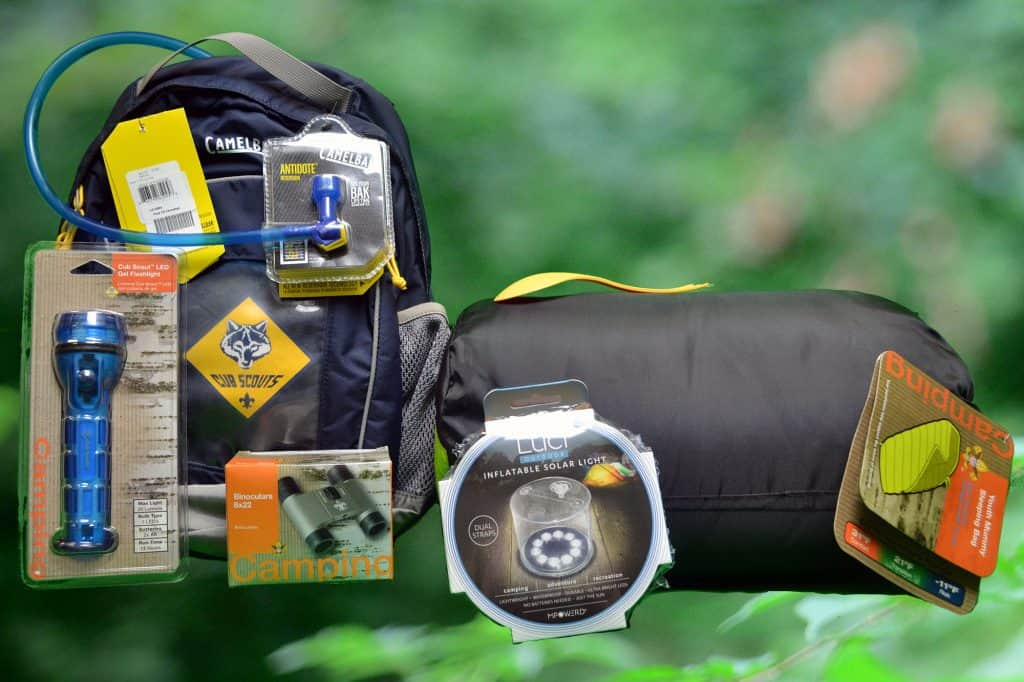 Boy Scouts giveaway prize plus sign up dates!