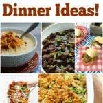 Weekly Meal Plan – Week 4