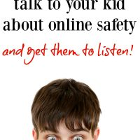 How to Talk to Your Child About Online Safety and ACTUALLY Get Them to Listen!