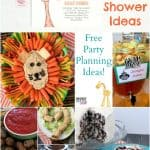 Safari Baby Shower Free Party Planning Ideas: Food, Games & Invites!