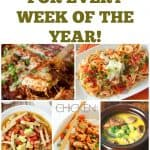 Meal Plans for Every Week of the Year – Week 28