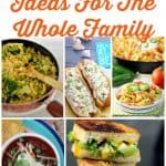 Tasty Dinner Ideas For The Whole Family! Weekly Meal Plan – Week 13
