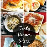 Tasty Dinner Ideas For Busy Families! Weekly Meal Plan – Week 20