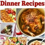 7 Nights of Dinner Recipes: Weekly Meal Plan – Week 21