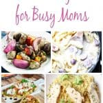 Meal Planning Ideas For Busy Moms: Weekly Meal Plan – Week 23