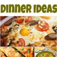 Kid Friendly Dinner Ideas – Week 30