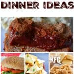 100's of Dinner Ideas – Week 47
