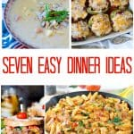 Weekly Meal Plan – Week 6