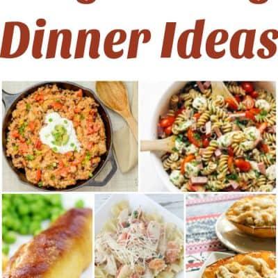 Weekly Meal Plan – Week 7