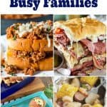 Weekly Meal Plan – Week 8 Dinner Ideas For Busy Families