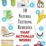 10 Natural Teething Remedies That ACTUALLY Work!