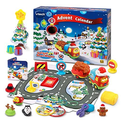 Top 11 best advent calendars for kids! Find the most popular kids advent calendars on this list! Love that there are options for toddler advent calendar up to school kids advent calendar. Something for every age!