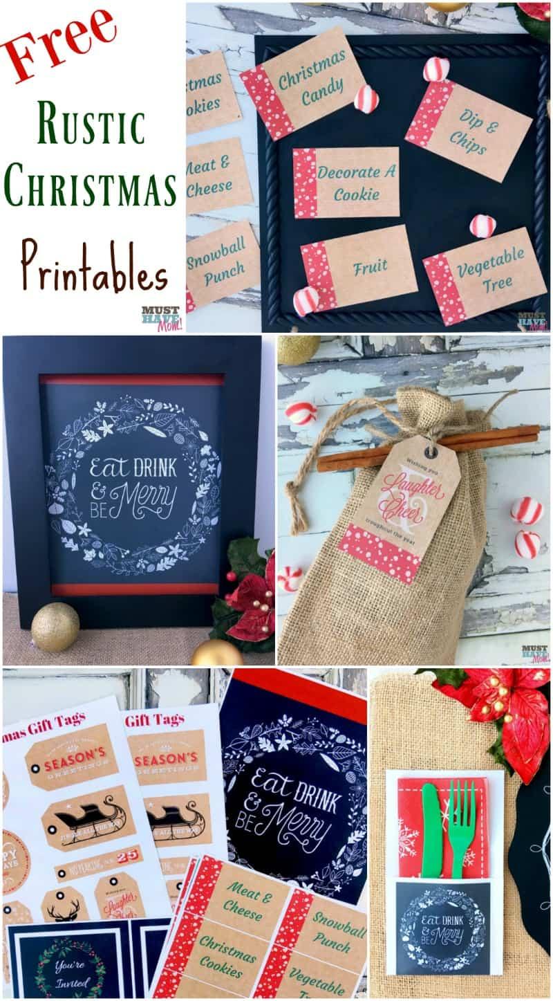 free-rustic-christmas-printables