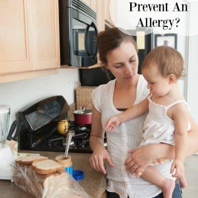 Should I Give My Baby Peanuts To Avoid Peanut Allergy?