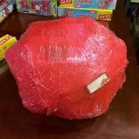 Saran Wrap Ball Game! Fun Party Game Idea For Kids Or Adults