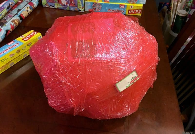 Saran Wrap Ball Game Fun Party Game Idea For Kids Or Adults Must