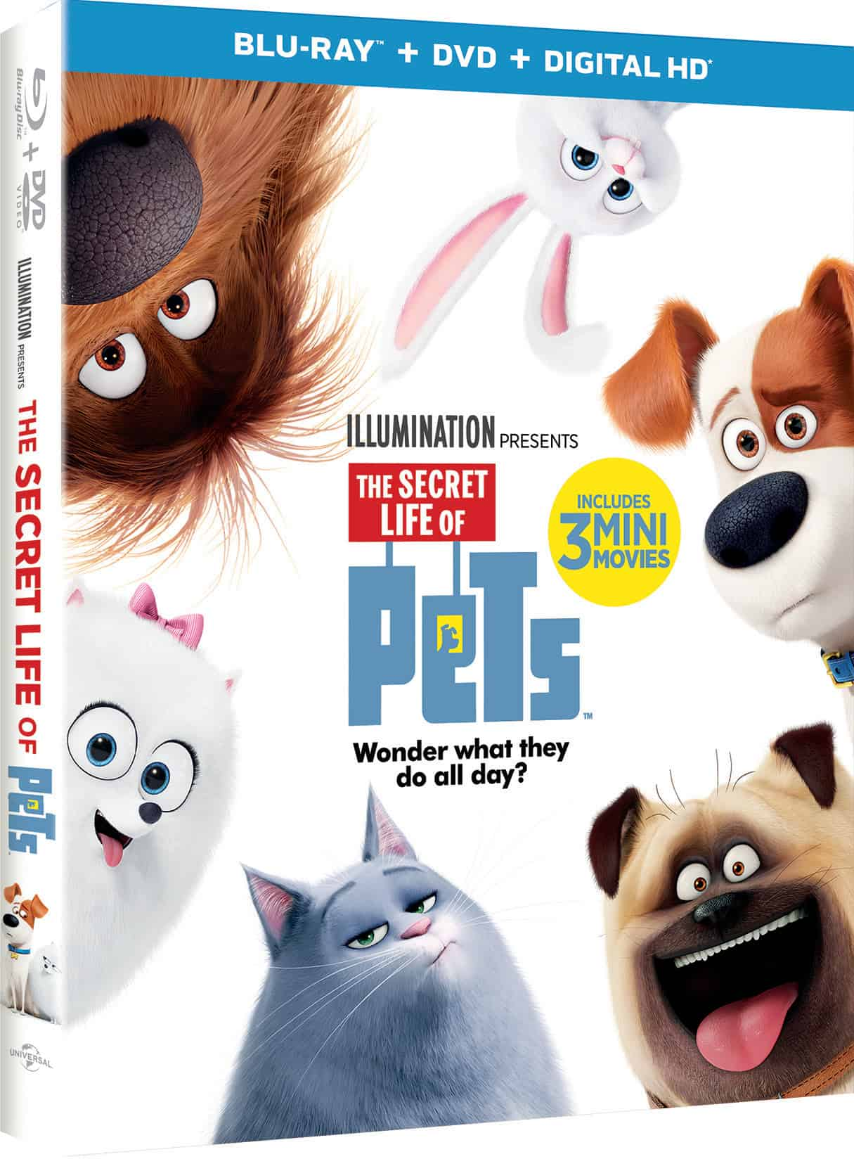 Secret Life of Pets activities and food ideas! Fun themed Secret Life of Pets ideas!