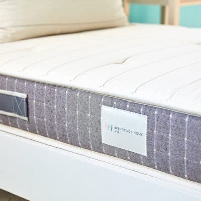 Why I Put My Kids To Bed At 7 Every Night + Brentwood Home Twin Mattress Giveaway!!