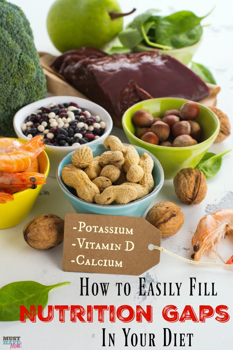 The resolution I know you've left off your list! How to fill in the nutrition gaps in your diet easily! Must have nutrition tip for healthier habits.