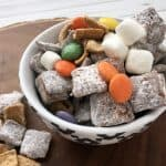 Smores Nutella Puppy Chow Recipe! Puppy Chow Recipe Without Peanut Butter!