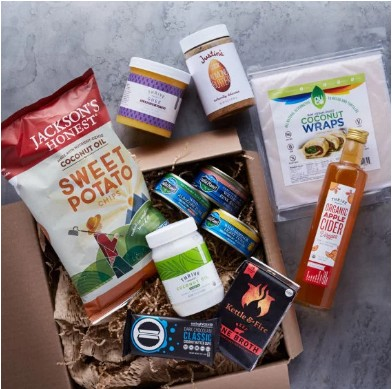 Thrive Market delivers organic, non-GMO, paleo, gluten free products to your doorstep for less than grocery store prices!