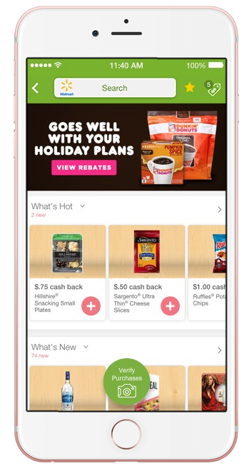 iBotta savings app for easy saving on groceries without clipping coupons! Grab the free app and score a $10 credit with my link!