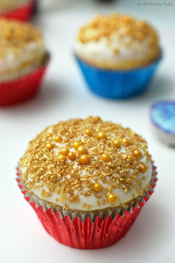 Disney Moana Crafts and Moana Food Ideas! Tamatoa Cupcakes Recipe! Perfect for Moana party ideas!!