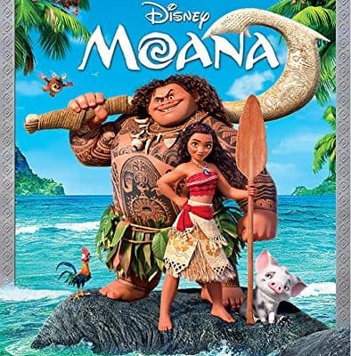 Disney Moana Party Crafts & Moana Food Ideas!
