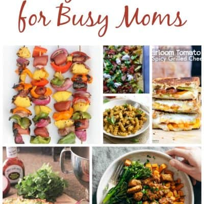 Free Weekly Meal Plans For Busy Moms! Weekly Meal Plan – Week 27