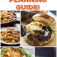 Meal Planning Guide – Week 29