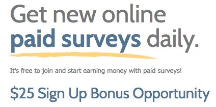 how to make money fast online doing surveys