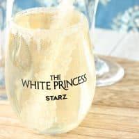 The White Princess Fizzy Mocktail Recipe + STARZ Premiere